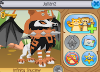 how to change your password on animal jam