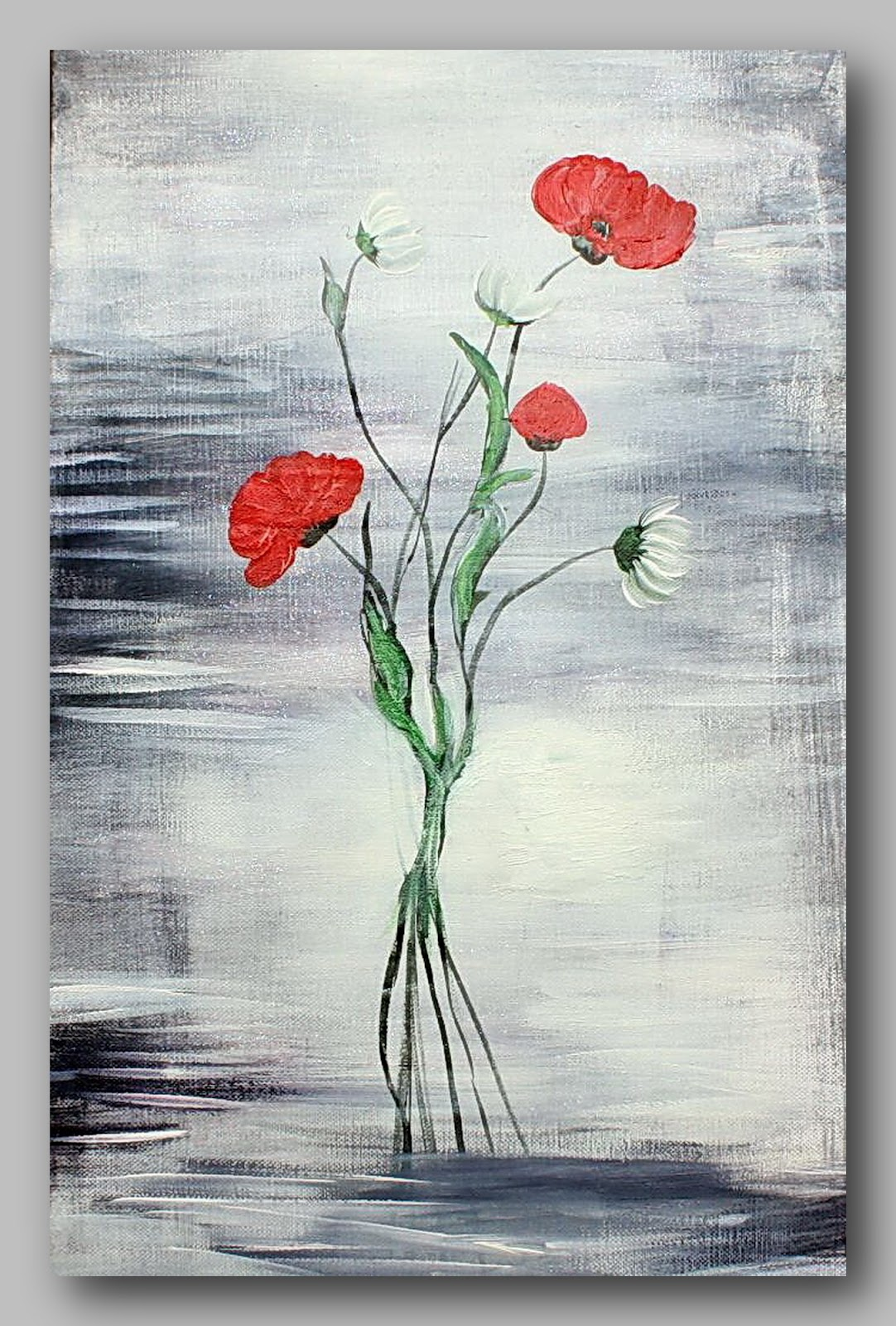 Kunstgewerbe und malerei m rz 2012 - Acrylmalerei ideen ...