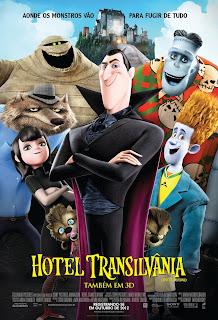 Cartel de Hotel Transylvania (2012)