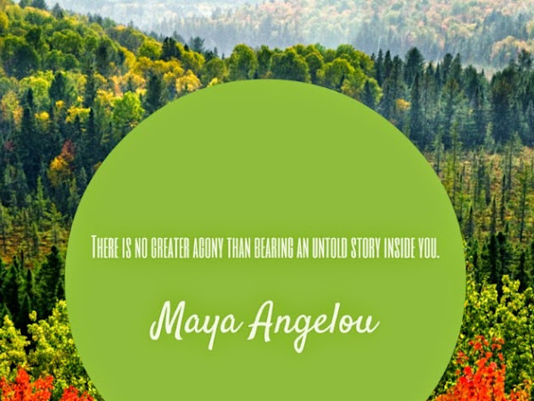 Silent Sunday: Maya Angelou Free Printable.
