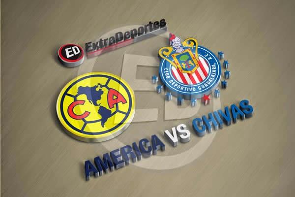 America vs Chivas 2014