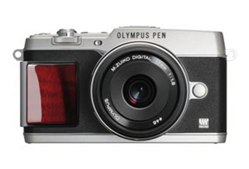 Fotografia della Olympus PEN E-P5 premium