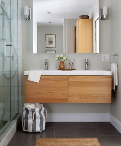 rosa beltran design organic modern bathroom design
