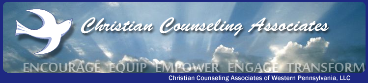 Christian Counseling Associates of Western PA - Blog Site