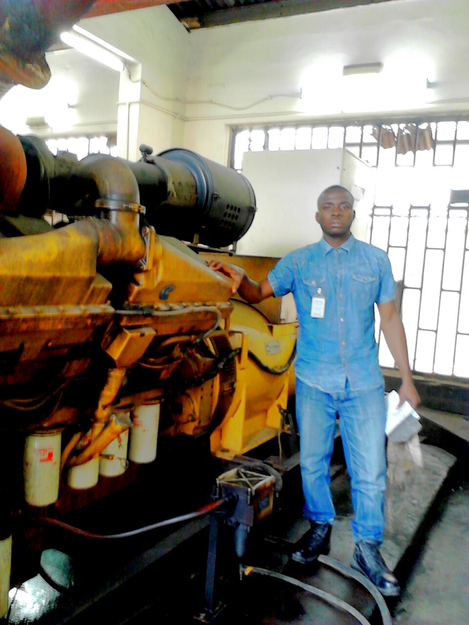 GENERATOR TREAT NIG.LTD