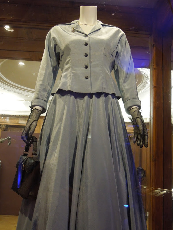 1949 Dartford Dinner Party outfit Iron Lady
