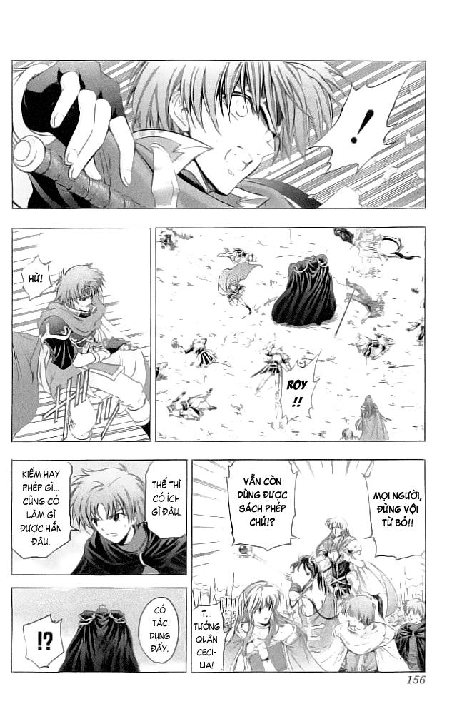 Fire Emblem-Hasha no Tsurugi chap 36 - Trang 26