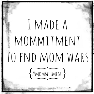 Join Next Life, NO Kids and make a #mommitment to end the Mom Wars. www.picklesINK.com
