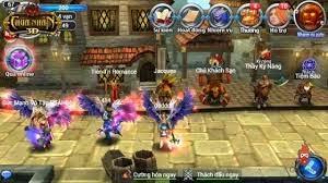 Tải Game Chúa Nhân 3D Miễn Phí