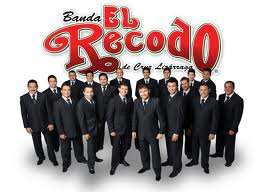 Banda EL Recodo presentaciones en 2013