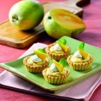 Resep Manggo And Almond Pie