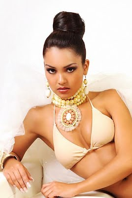 Miss Bolivia 2012 2013 La Paz Mariana Garcia