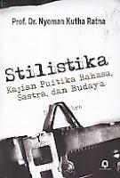 toko buku rahma: buku STILISTIKA KAJIAN PUITIKA BAHASA, SASTRA DAN BUDAYA, pengarang nyoman kutha ratna, penerbit pustaka pelajar