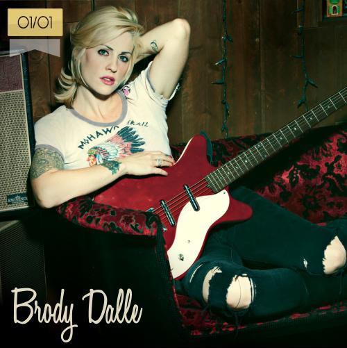 1 de enero | Brody Dalle - @BrodyDalle | Info + vídeos