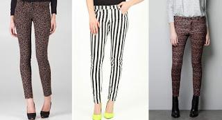 Pantalones de moda 2013