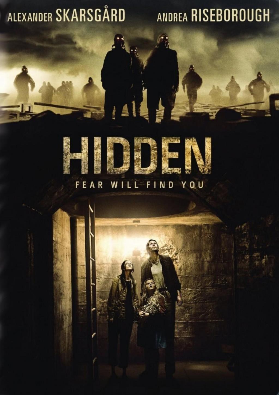 Hidden (2015) ซ่อนนรกใต้โลก HD