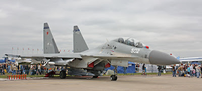 Sukhoi Su30MKK Flanker-G