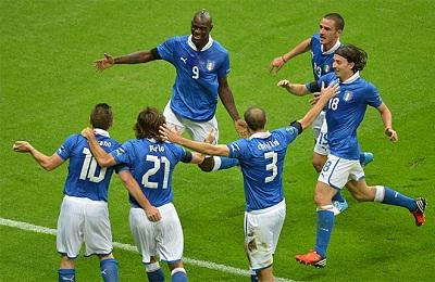 ALEMANIA E ITALIA