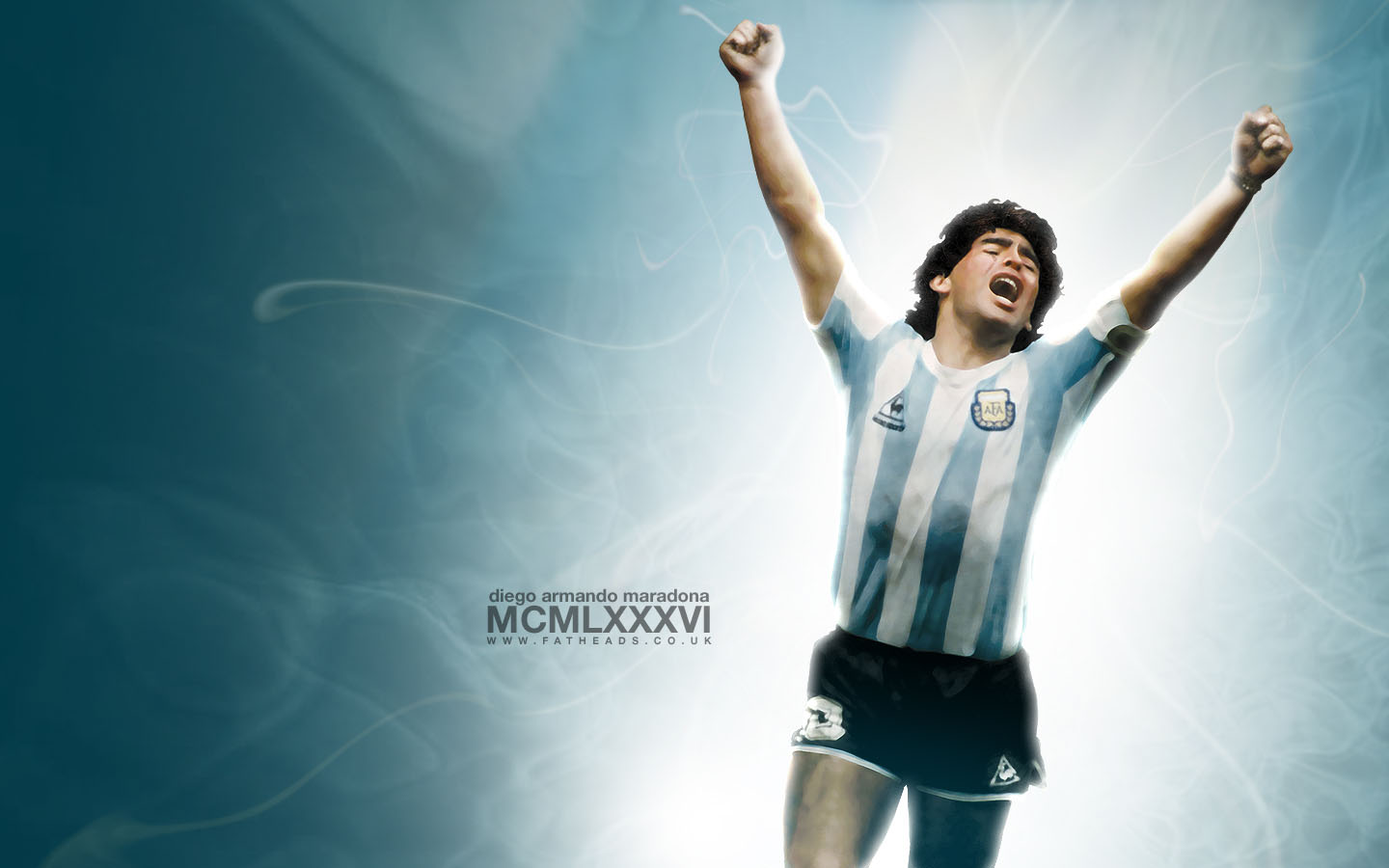 Historical Wallpapers: Diego Maradona (1960-)