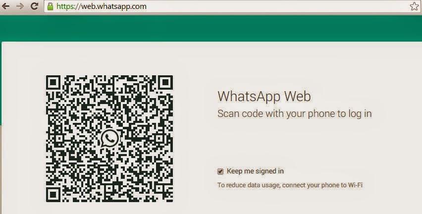 Cara Menggunakan WhatsApp di PC