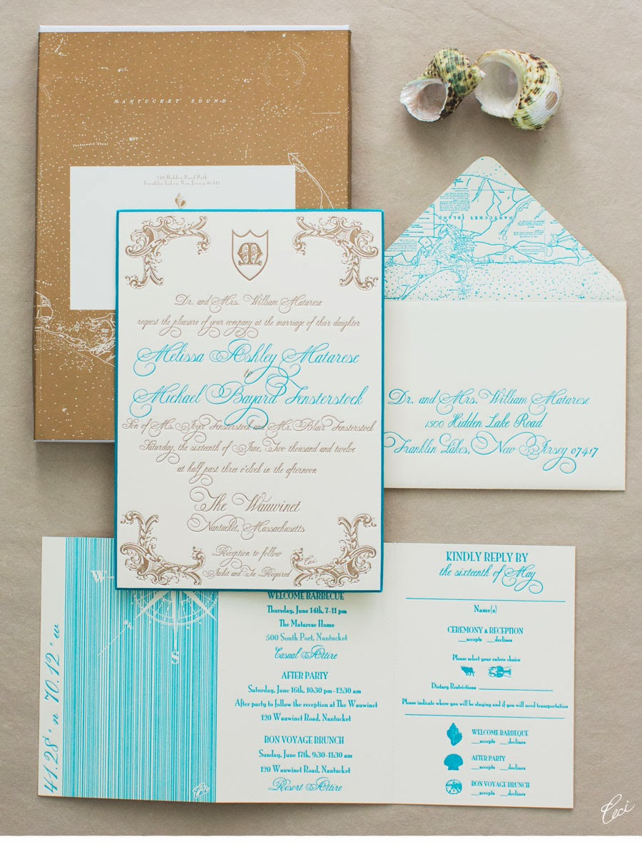 Beachy Wedding Invitations for great invitation example