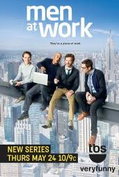 MEN AT WORK 1RA TEMPORADA