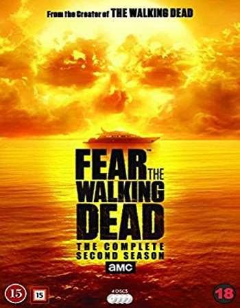 Poster Of Fear the Walking Dead Season 04 2018 Watch Online Free Download