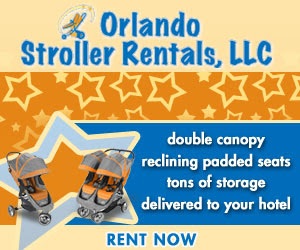 Orlando stroller rental coupon code 2018