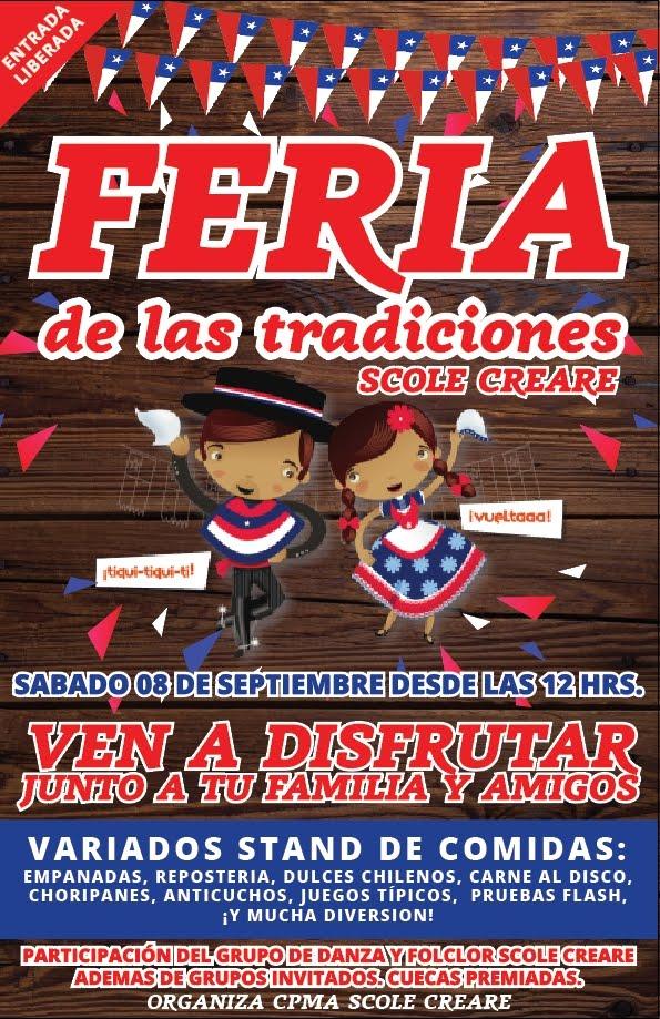 Feria Tradiciones 2018