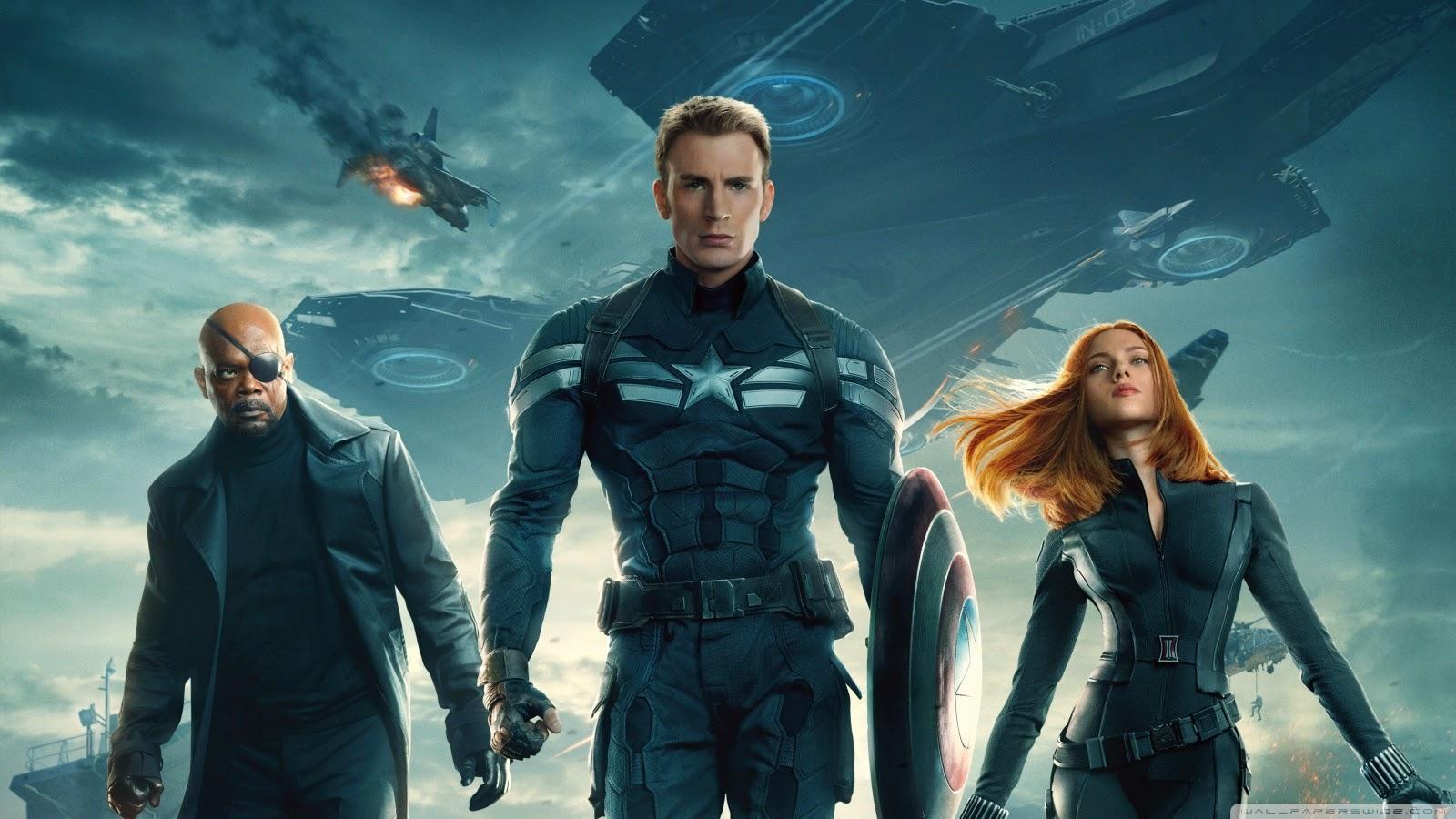 phim captain america 2015