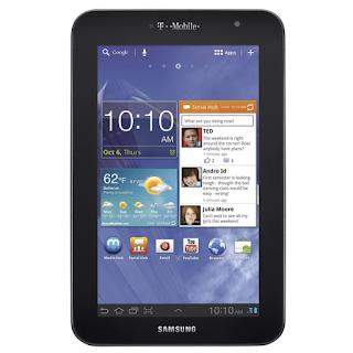 T-Mobile Samsung Galaxy Tab 7.0