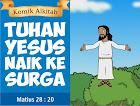 Tuhan Yesus Naik ke Surga