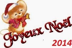 Noel 2014 - Vœux de Noel 2014-Joyeux Noël-bon Noël