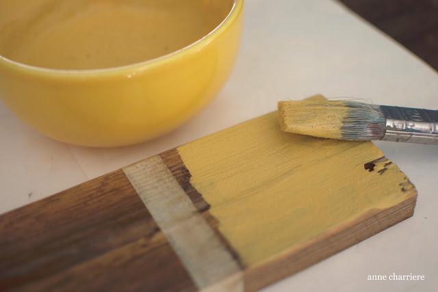 www.annecharriere.com, pintura de leche, milk paint, miss mustard seed,