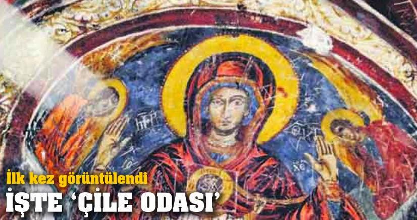 Τοιχογραφία της Παναγίας Σουμελά που ήρθε στο φως προκαλεί δέος στους Τούρκους!