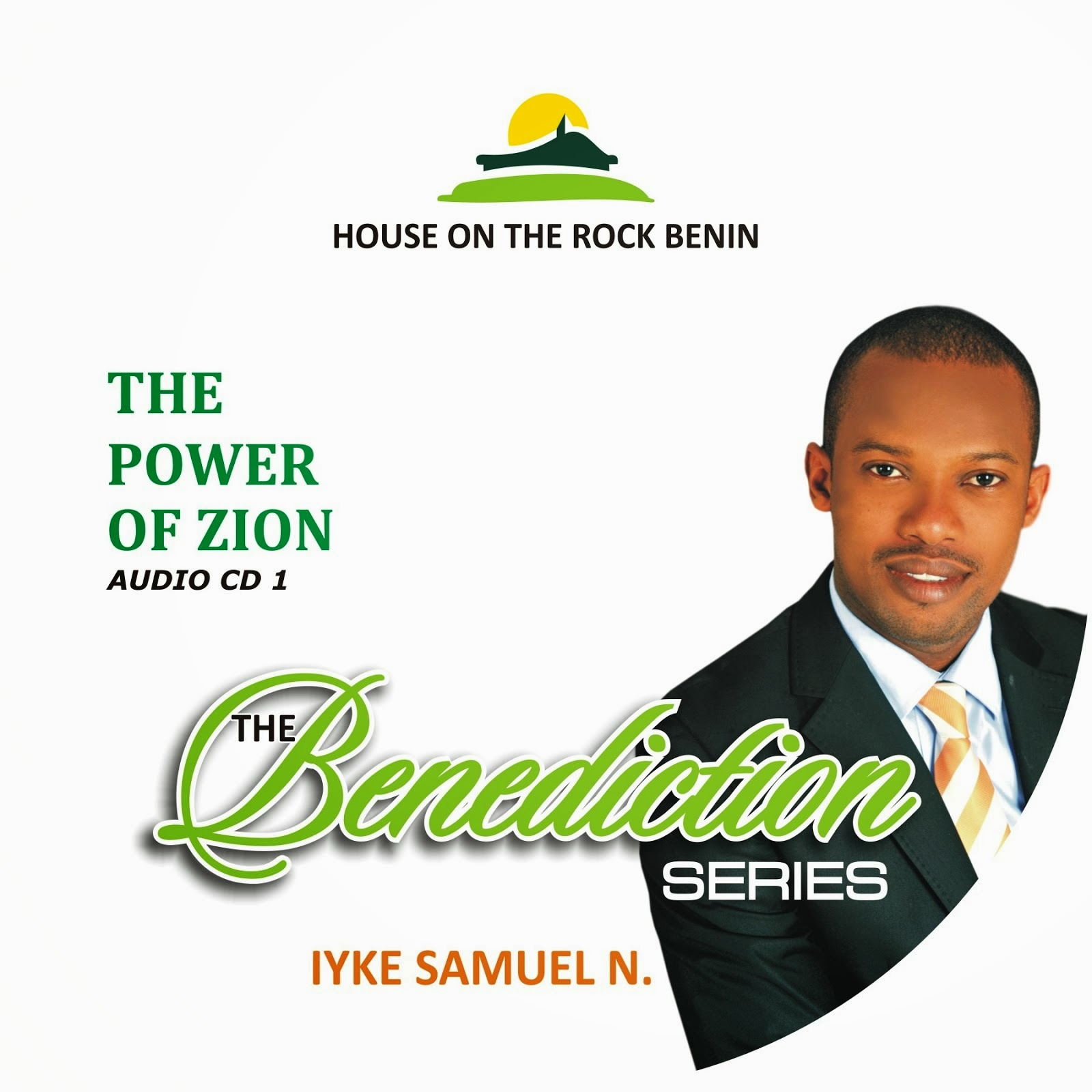 The Benediction by Pastor Iyke Samuels