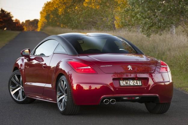 Spesifikasi dan harga Peugeot RCZ