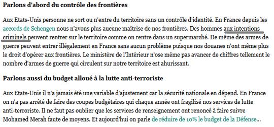 Nicolas Dupont-Aignan dans le Huffington Post