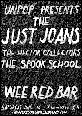 Wee Red Bar, Spook School, Hector Collectors