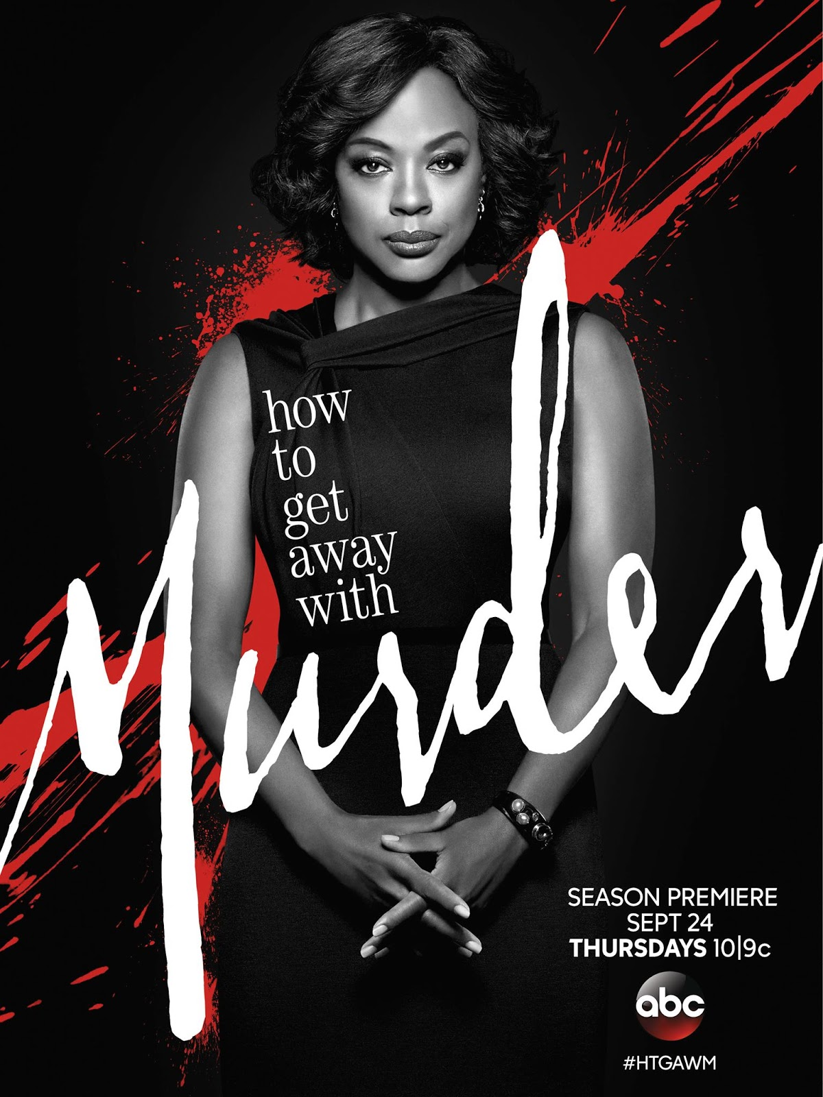How To Get Away With Murder Promo? Season 2 Poster