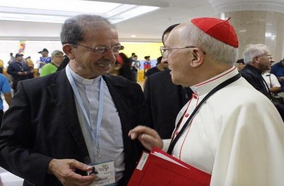 Asamblea General de OMP, discurso cardenal Filoni