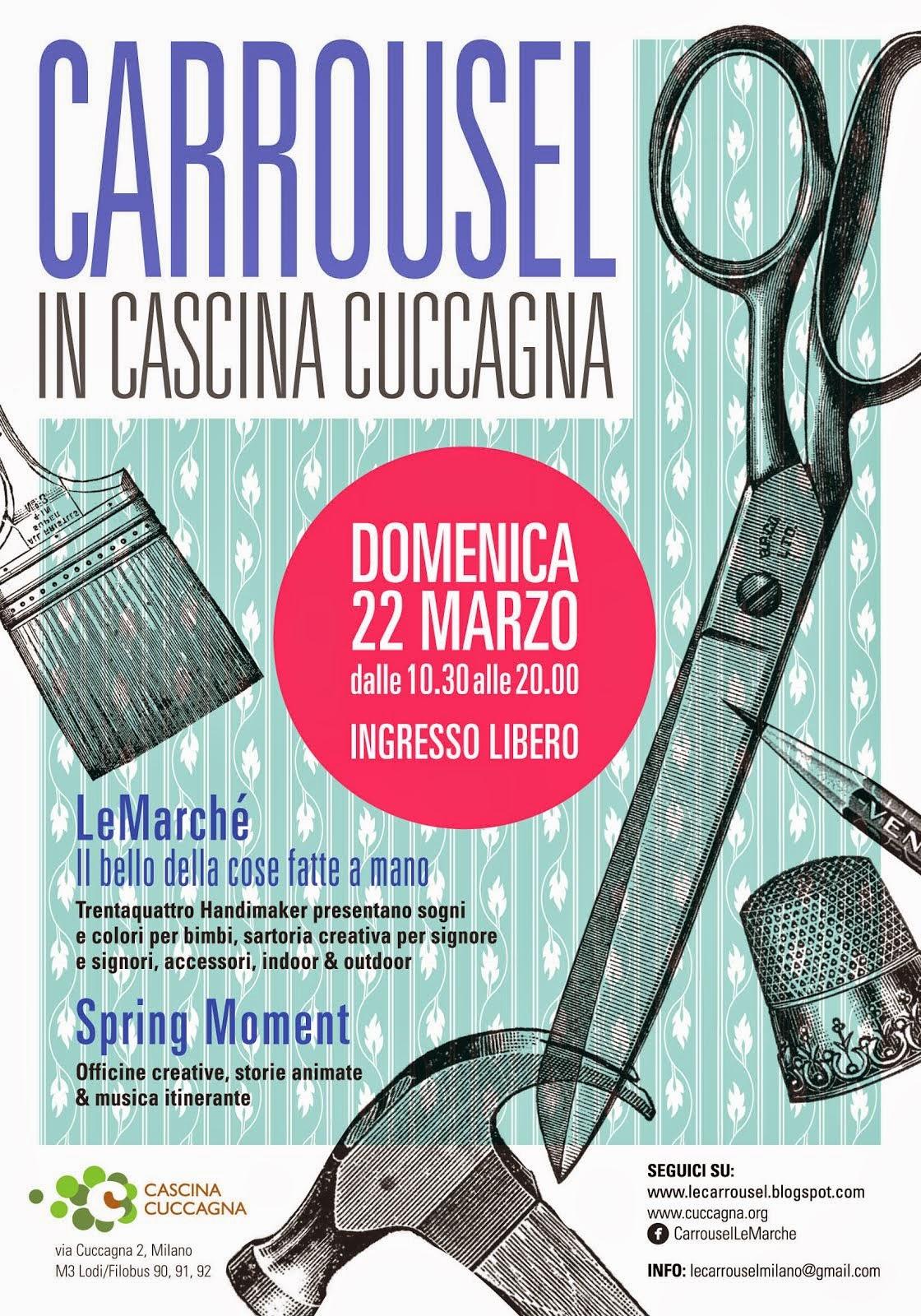 Carrousel domenica 22 marzo 2015