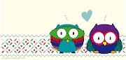 . buhos vectores colores cositas palloza dibujos amor tecolotes buhos