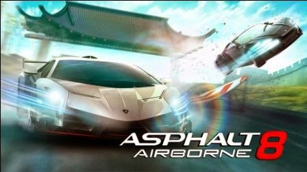 Asphalt 8 Airborne 1.3.0 MOD APK+DATA (Unlimited Money) Download