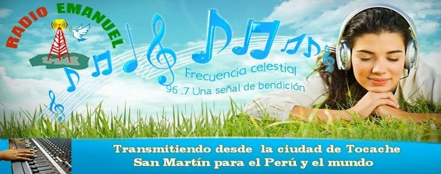 RADIO EMANUEL TOCACHE SAN MARTIN