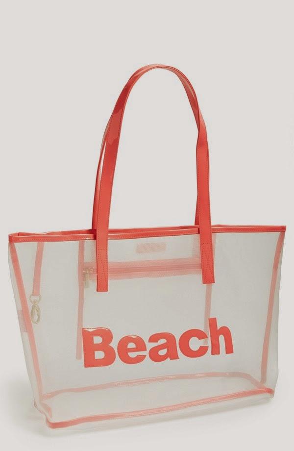 Lolo Amy mesh beach tote