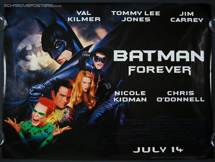 Batman Forever (1995) tainies online oipeirates
