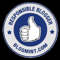 #ResponsibleBlogger