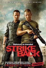 Assistir Strike Back 4 Temporada Online Legendado e Dublado