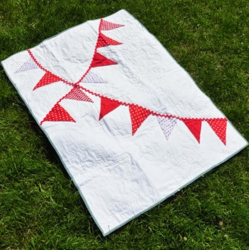 Baby bunting quilt tutorial